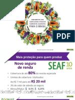 ES - Crédito Rural Apresentação Do Pronaf 2015-2016