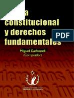 tEORIA CONSTITUCIONAL Y DERECHOS FUNDAMENTALES CARBONELL.pdf