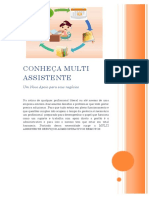 Conheça Multi Assistente - Portfolio
