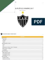 Clube Atlético Mineiro 2017- Perfil do Elenco