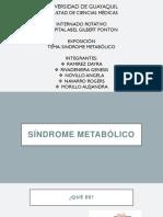 Expo Sx Metabolico