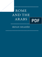 Shahid - Rome and the Arabs