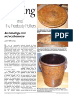 Peabody Potter's Industry NEAJ November 2017