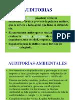 Sistema de Auditoria Ambiental Utea 2016