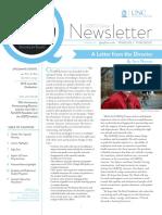 Aluminate LGBTQ Center Alum Newsletter 2013 (First Issue)