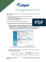 Inicio de Operaciones en Aspel COI 8.0 Para Usuarios de Una Versión Anterior