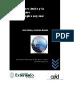 Ceid Dt 87 Maria Elena Alvarez Acosta La Primavera Arabe y La Configuracion Geoestrategica Regional