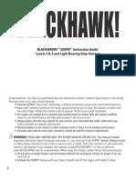 Blackhawk Serpa Instruction Guide