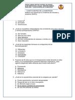 20 Coadyuvantes en Anestesia.