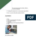 PLC Report - Unikl Msi