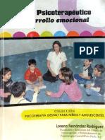 JUEGO PSICOTERAPÉUTICO Y DESARROLLO EMOCIONAL.pdf