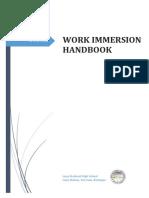 Immersion Handbook