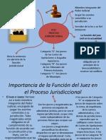 Importancia de La Función Del Juez en El Proceso Jurisdiccional