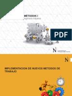 CLASE N°11 IMPLEMENTACION DE METODOS