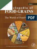 Encyclopedia of Food Grains - 2nd Edition (4 Volume Set) (2016)