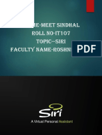 Siri-PPT