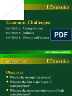 Unemployment, Inflation, Poverty
