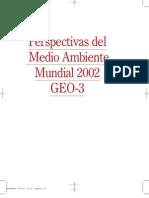 Perspectivas Del Medio Ambiente 2002