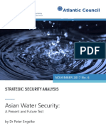 Asian Water Security