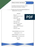 Proyecto Integrador 2017-II
