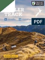 Kepler Track Brochure