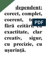 ECD descriptori