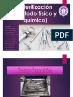 Esterilizacion Metodo Fisico y Quimico