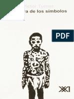 Victor Turner - La selva de los símbolos. Aspectos del ritual Ndembu