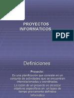 Proyectos Informaticos 1