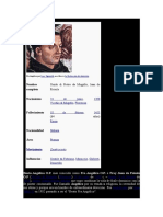 FRA ANGELICO - Datos Bio. y Obra Pictórica