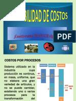 Clase-Costos Por Proceso