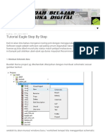 Tutorial Eagle Step by Step