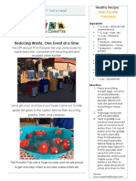 Ptsa Wellness Oct 17 Newsletter