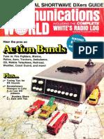 Communications World 1974 Fall Winter
