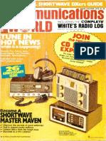Communications World 1976 Fall Winter