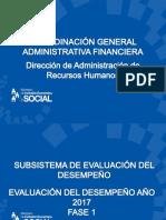 Presentacion Del Proceso de Evaluacion Del Desempeño 20170747340001505926859