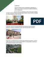 Delegaciones de la Ciudad de México DF.docx