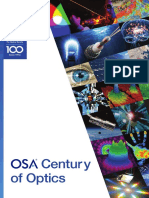 OSA- Century of Optics