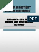 Fundamentos Gestion - La Organización