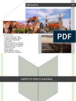 Ánalisis Urbano Chiclayo