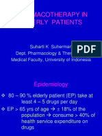 PHARMACOTHERAPY IN GERIATRIC PATIENTS.ppt~RF11fcbc.TMP (dr. Suharti S, SpFK)