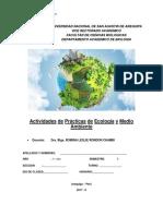 Actividades de Ecologia y Medio Ambiente