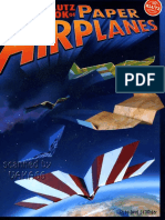 The Klutz Book of the Paper Airplanes (Doug Stillinger) [2004]