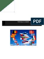 Portugal e a Europa Manual