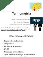 Termometria 21 08 2017