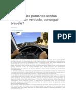 Trabajo de Turismo Con Personas Discapacida Auditiva
