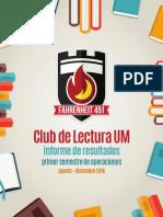 Club de Lectura - Resumen Primer Semestre