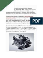Motores v6 Bmw