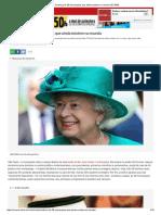 Conheça as 28 Monarquias Que Ainda Existem No Mundo _ EXAME