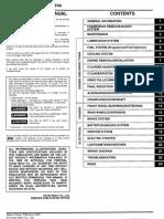 Honda SH150i Service Manual - 62KTF00